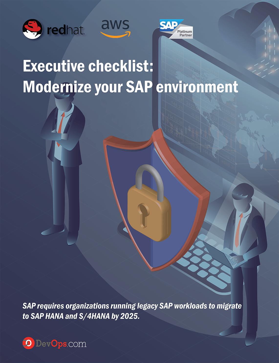 Executive checklist