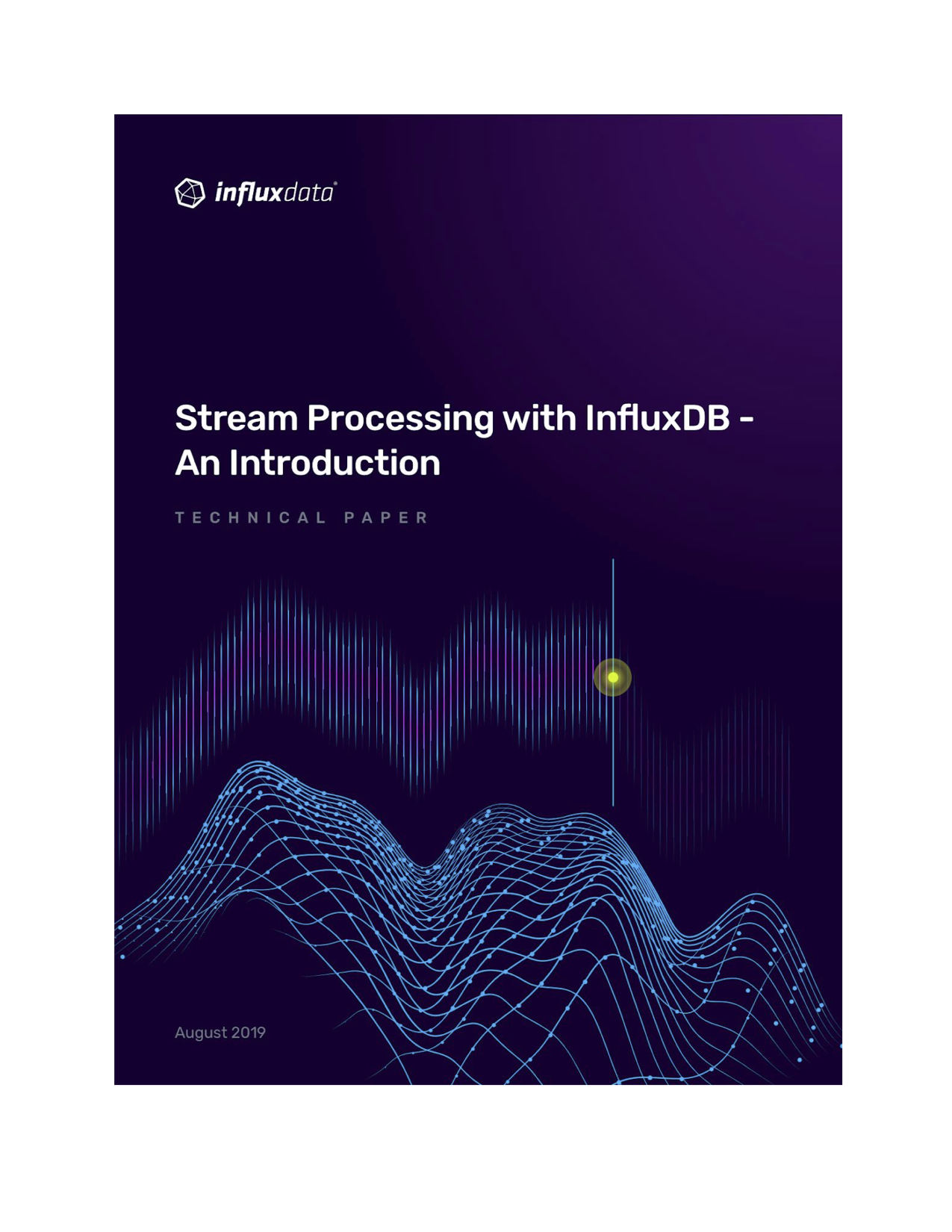 Stream Processing with InfluxDB_cover