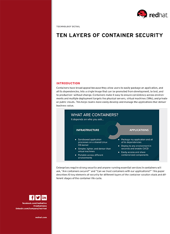 TenLayersContainerSecurity