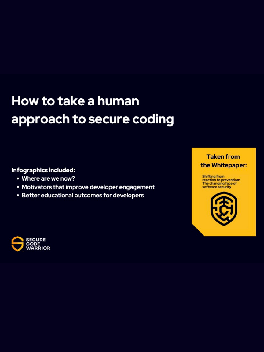 cover_How to Take a Human Approach to Secure Coding