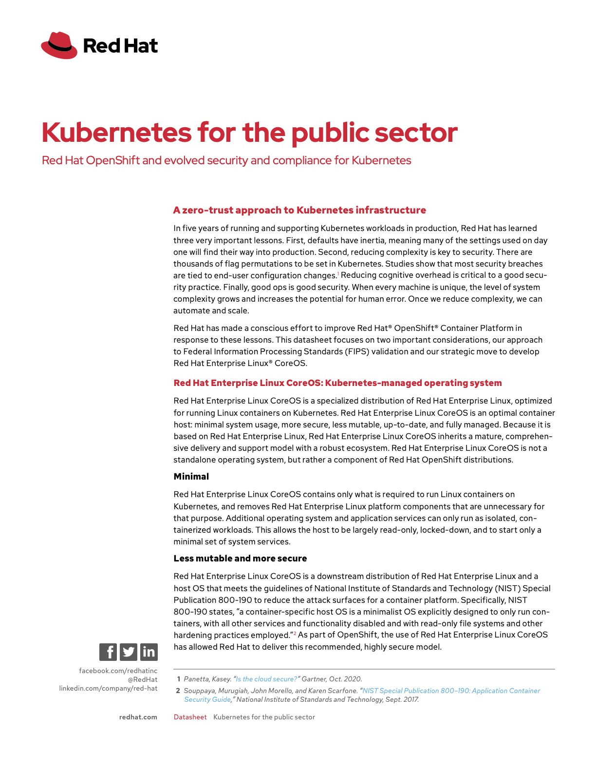 cover_Kubernetes for the Public Sector