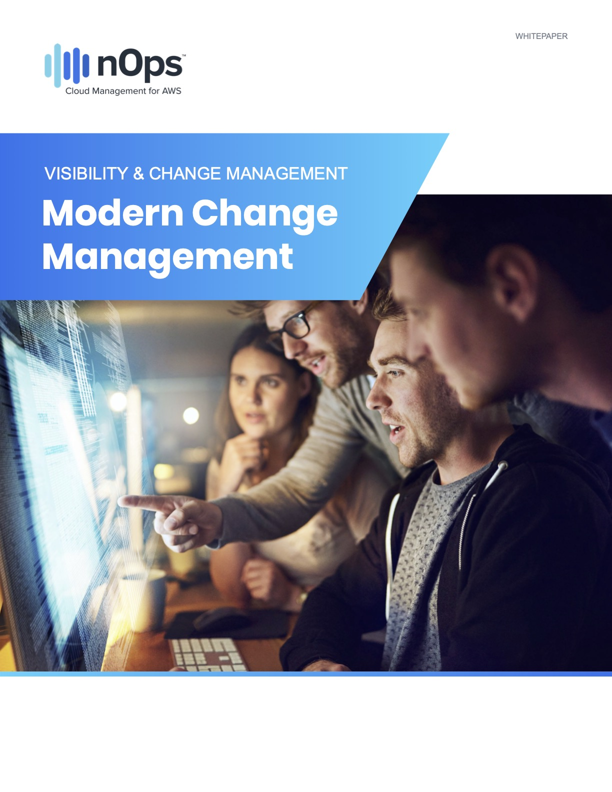 cover_Modern Change Management